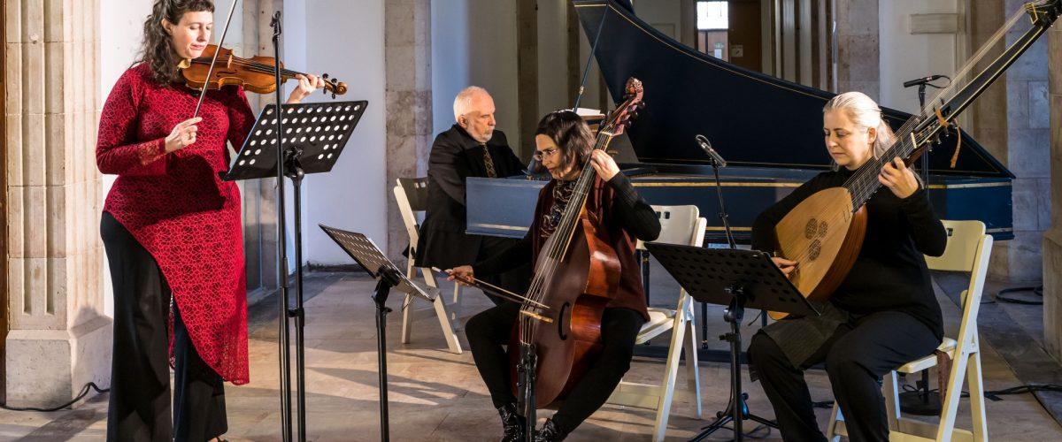תזמורת הבארוק ירושלים (צילום: יואל לוי)