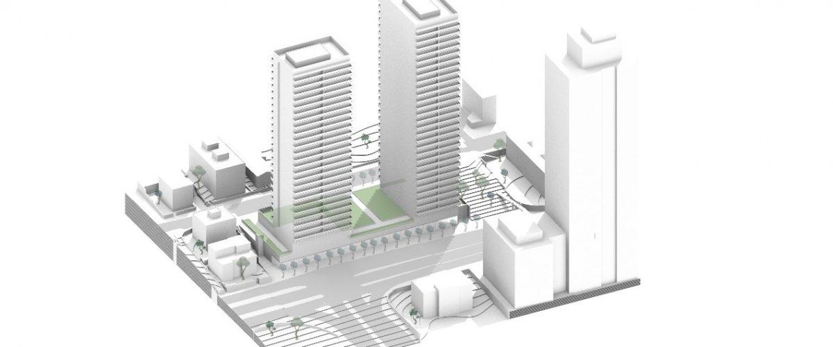 הדמיה: משרד אדריכלים HQ ארכיטקטים בע