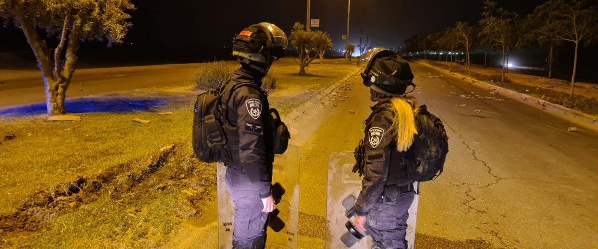 צילום דוברות המשטרה