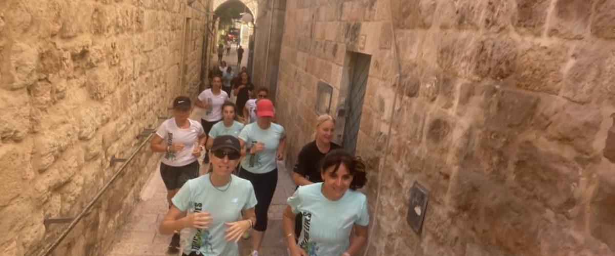 צילום: באדיבות מרתון ישראל [ארכיון]