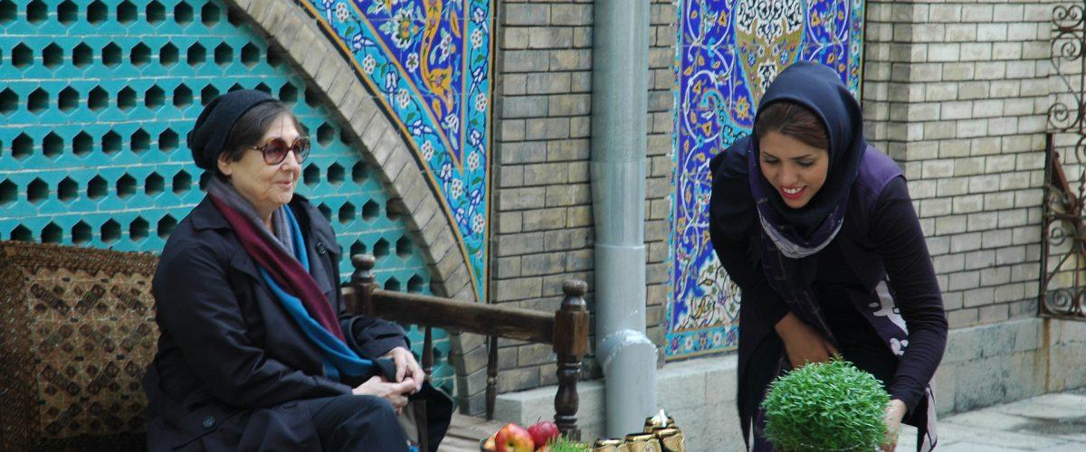 העם האיראני רוצה שינוי. נשים בטהרן (אילוסטרציה: pixabay)