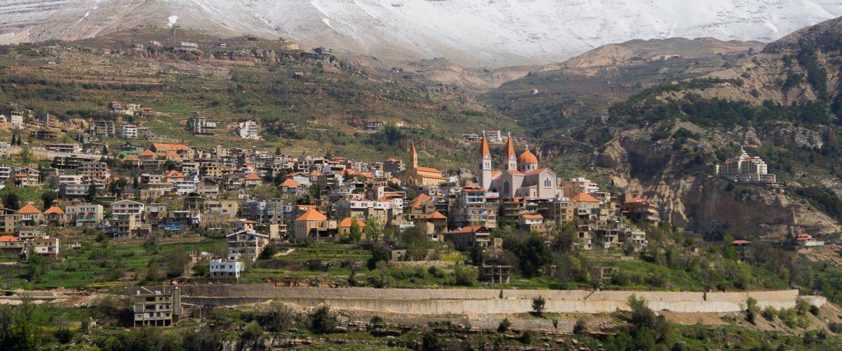 נוף כפרי לבנוני. שקט נפיץ (צילום: Bobby Guidry, Pixabay)