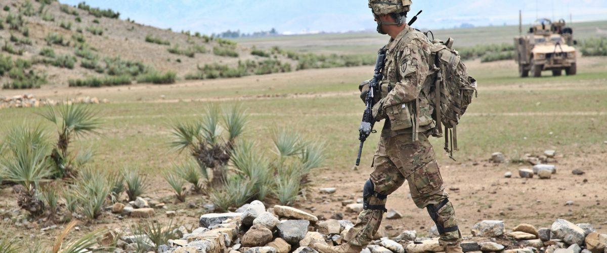 איזו מציאות ממתינה לנו? חייל אמריקאי באפגניסטן (צילום: Amber Clay, Pixabay)