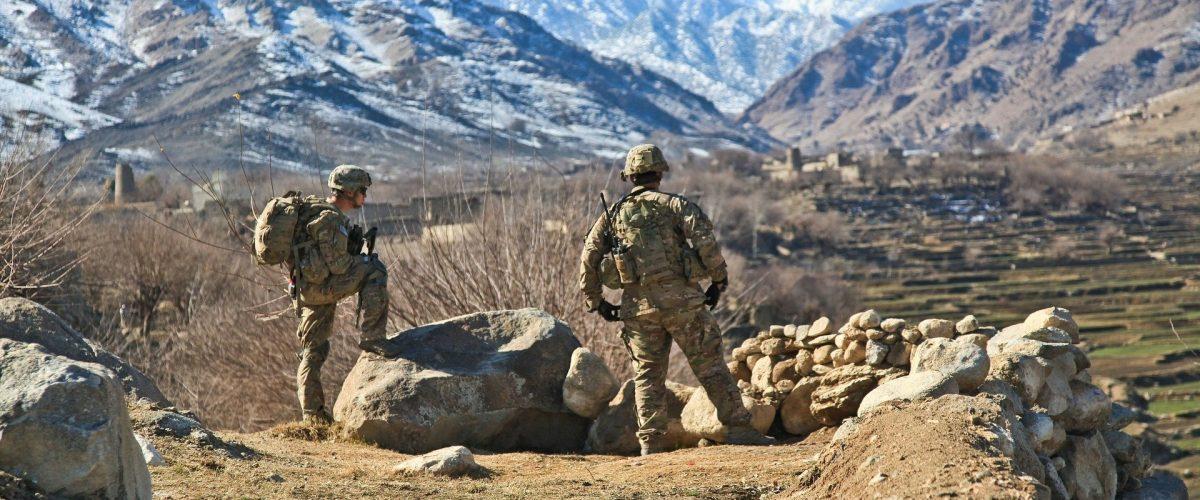 האם מפת הטרור עומדת להשתנות? חיילים אמריקאים באפגניסטן (צילום: Amber Clay, Pixabay)