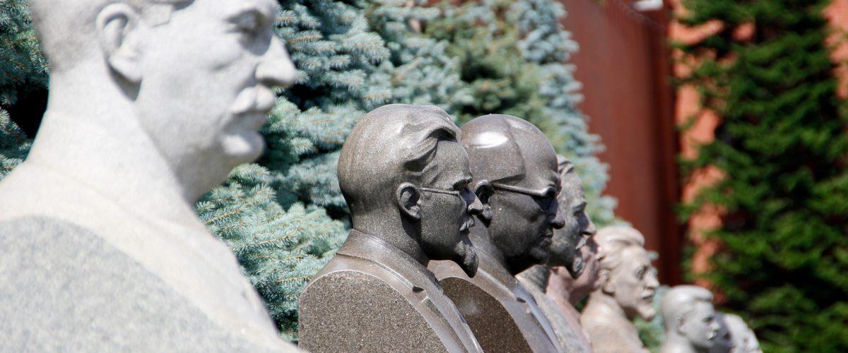 מינוחים שקמים לתחייה במקום אחר. פסלו של סטאלין במוסקבה (צילום: Peggy und Marco Lachmann-Anke, Pixabay)